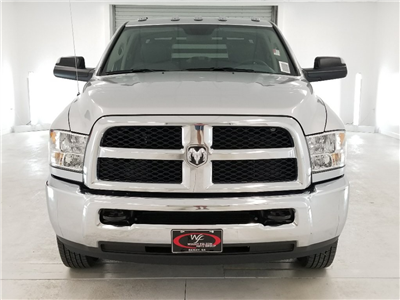 2018 Ram 3500 Crew Cab DRW 4x4,  Commercial Truck & Van Equipment Platform Body #DT012285 - photo 3