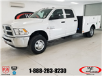 2018 Ram 3500 Crew Cab DRW 4x4,  Warner Service Body #DT012982 - photo 1