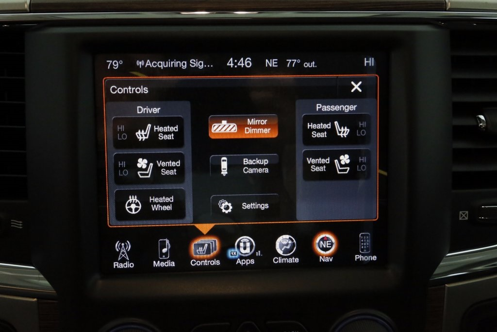 2017 Ram 1500 Crew Cab 4x4, Pickup #DT020670 - photo 22