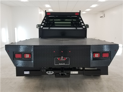 2018 Ram 3500 Regular Cab DRW 4x2,  Commercial Truck & Van Equipment CTVE Goosenecks Platform Body #DT022081 - photo 6