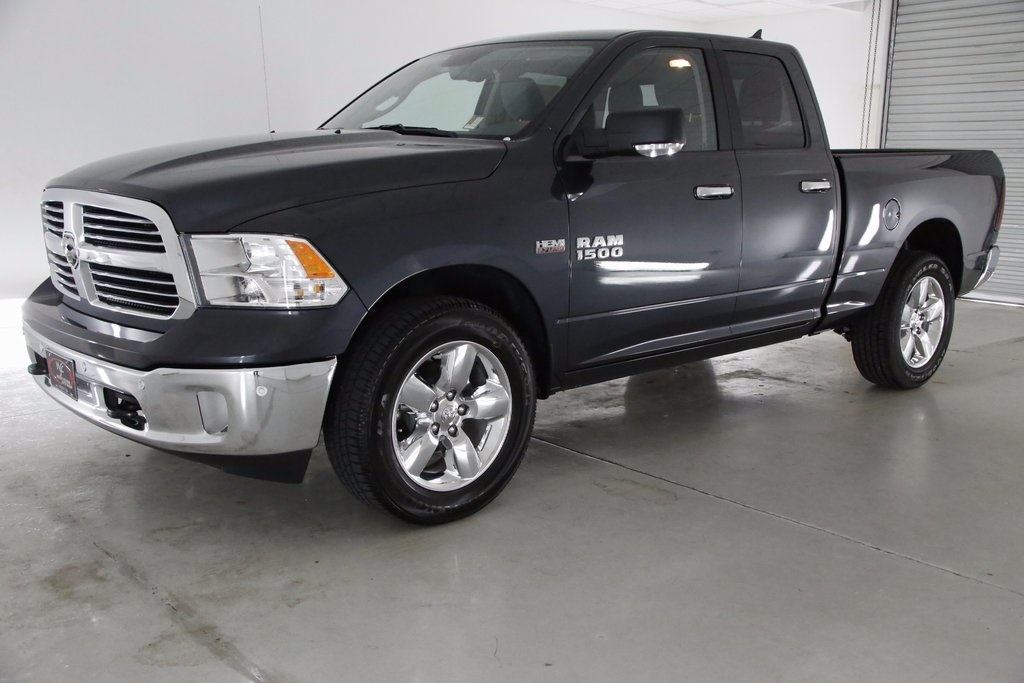 2017 Ram 1500 Quad Cab 4x4, Pickup #DT022176 - photo 1