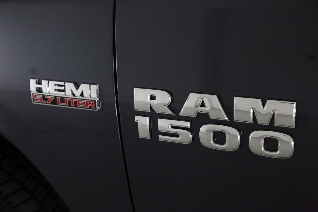 2017 Ram 1500 Quad Cab 4x4, Pickup #DT022176 - photo 5