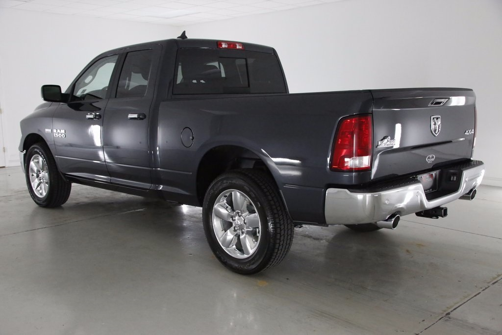 2017 Ram 1500 Quad Cab 4x4, Pickup #DT022176 - photo 2