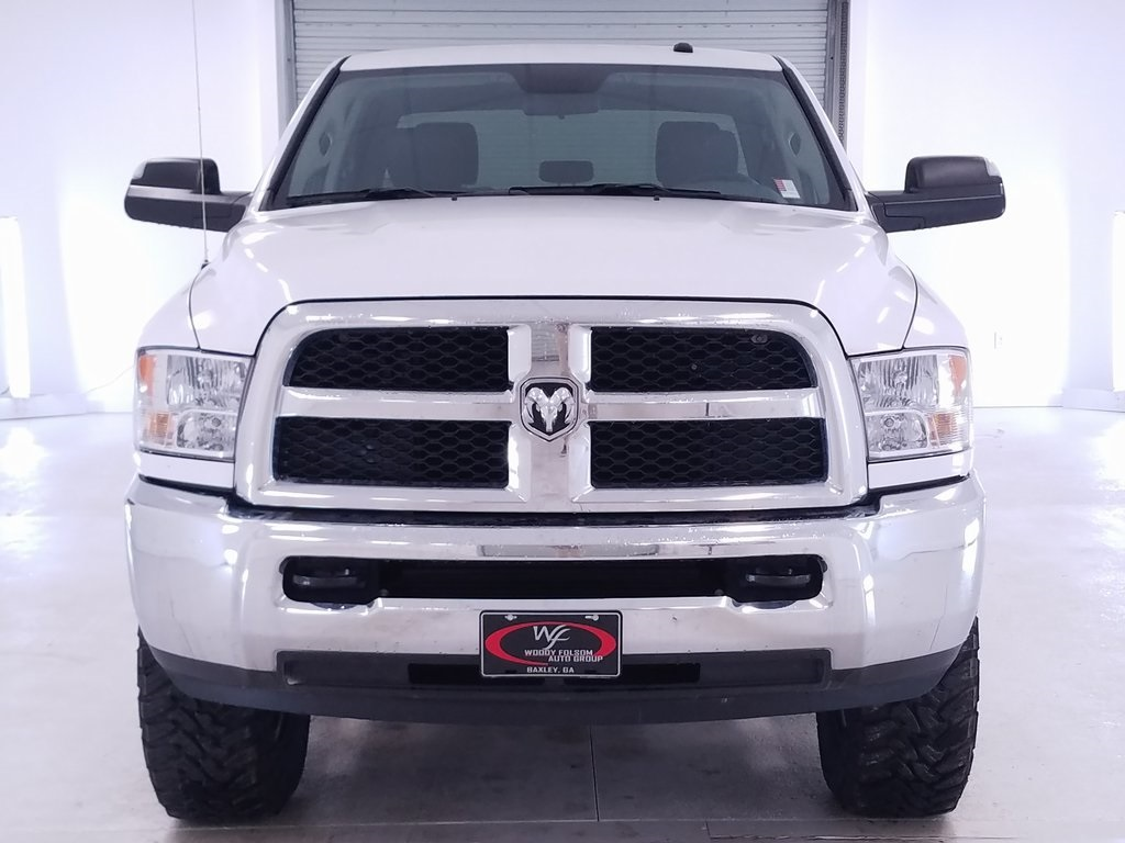 2017 Ram 3500 Crew Cab 4x4,  Warner Select II Service Body #DT022477 - photo 4