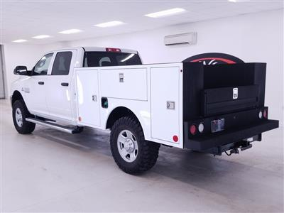 2017 Ram 3500 Crew Cab 4x4,  Warner Select II Service Body #DT022477 - photo 2