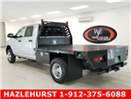 2018 Ram 3500 Crew Cab DRW 4x4,  Commercial Truck & Van Equipment Platform Body #DT022681 - photo 1