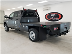 2018 Ram 3500 Crew Cab DRW 4x4,  Commercial Truck & Van Equipment Platform Body #DT022781 - photo 1