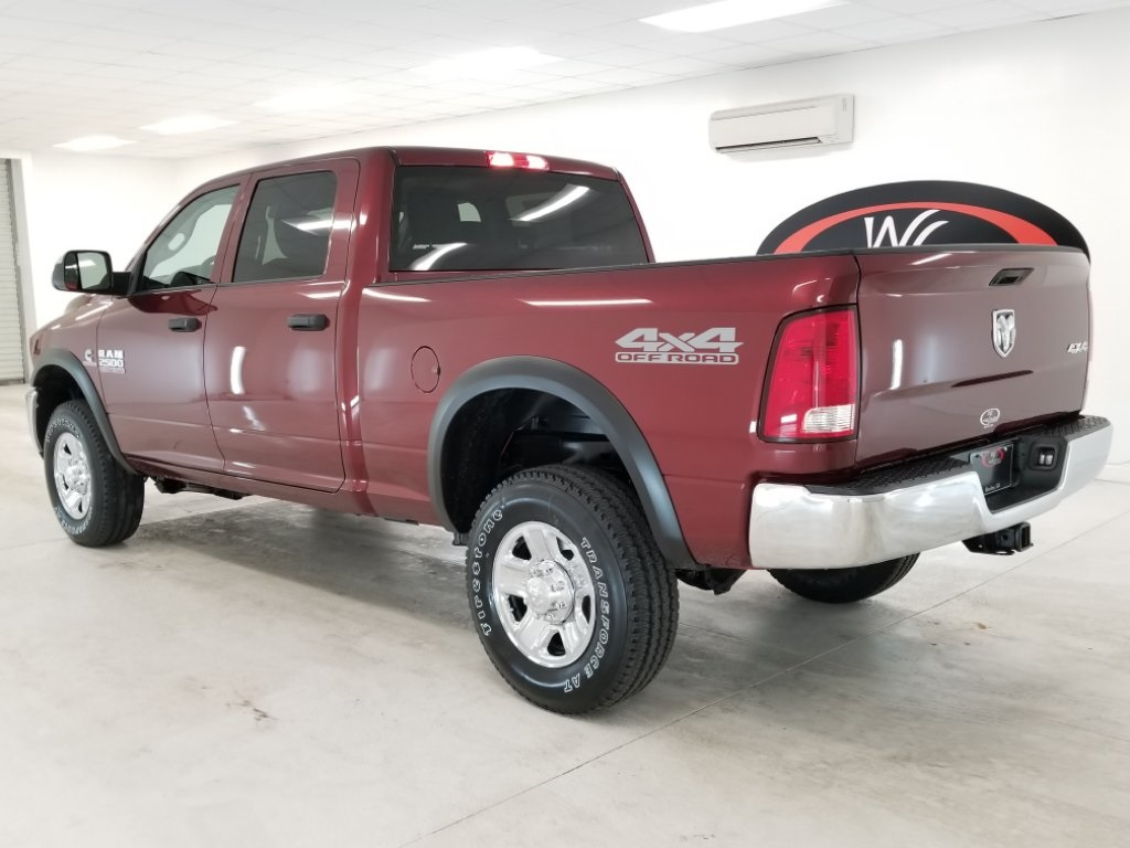 2018 Ram 2500 Crew Cab 4x4,  Pickup #DT030282 - photo 2