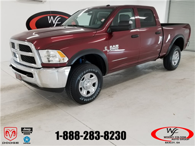 2018 Ram 2500 Crew Cab 4x4,  Pickup #DT030282 - photo 1
