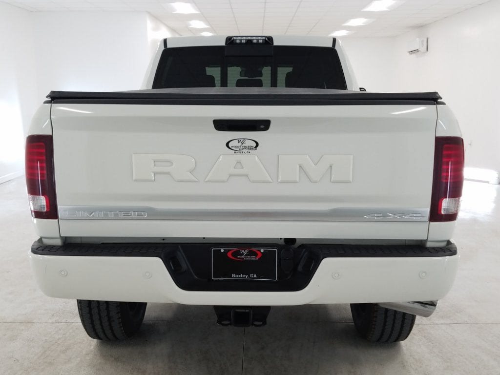 2018 Ram 2500 Crew Cab 4x4,  Pickup #DT030283 - photo 8
