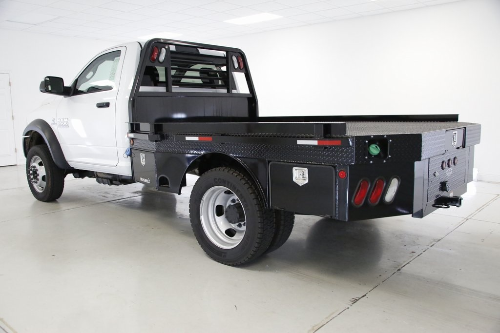 2016 Ram 5500 Regular Cab DRW 4x4,  Pronghorn Platform Body #DT030563 - photo 2