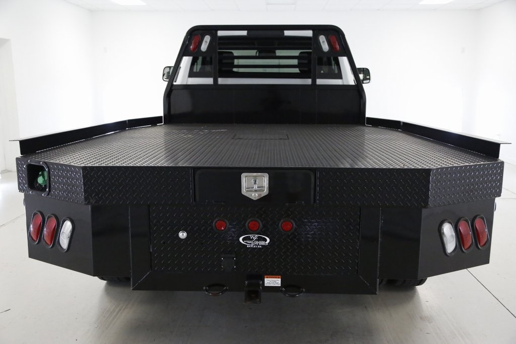 2016 Ram 5500 Regular Cab DRW 4x4,  Pronghorn Platform Body #DT030563 - photo 5
