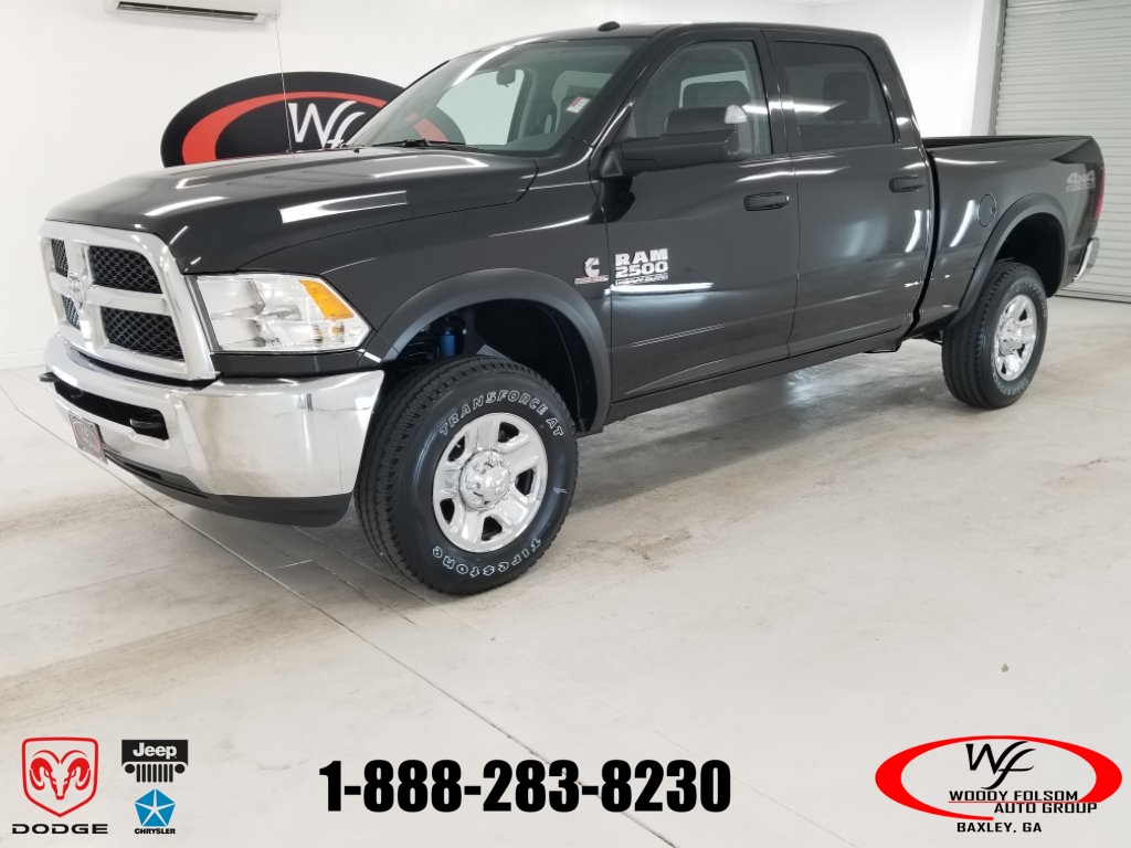 2018 Ram 2500 Crew Cab 4x4,  Pickup #DT030583 - photo 1