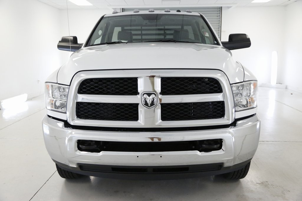 2017 Ram 3500 Regular Cab DRW 4x4, Pronghorn Platform Body #DT030676 - photo 3