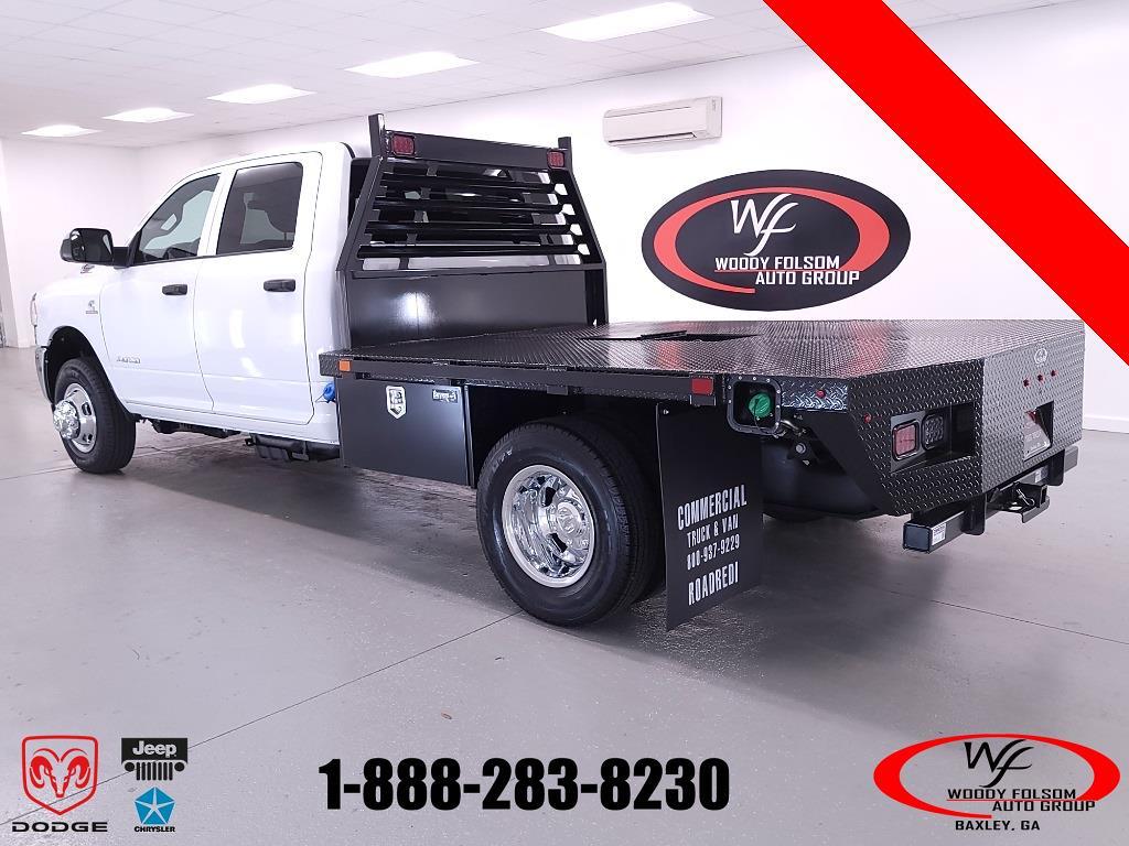 2021 Ram 3500 Crew Cab DRW 4x4, Commercial Truck & Van Equipment Platform Body #DT031213 - photo 1