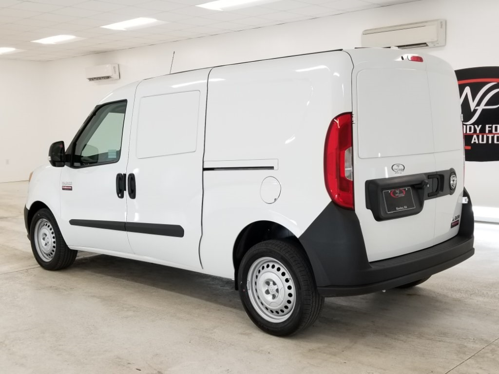 2018 ProMaster City,  Empty Cargo Van #DT031282 - photo 7