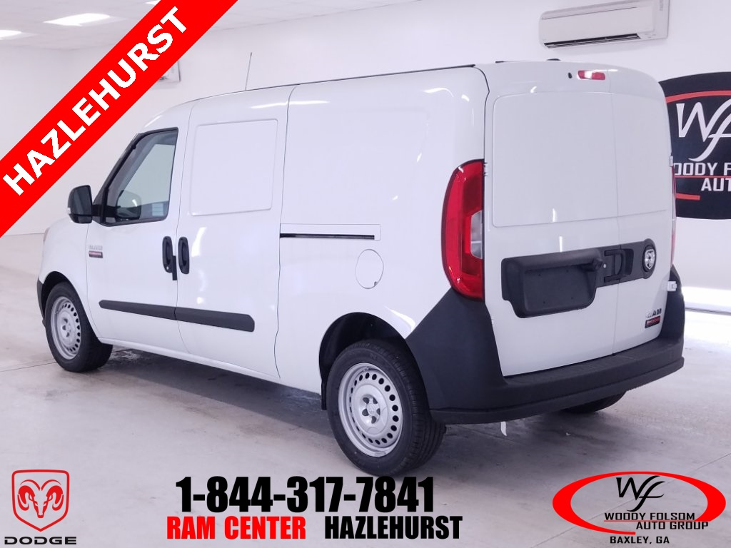 2018 ProMaster City,  Empty Cargo Van #DT031482 - photo 6