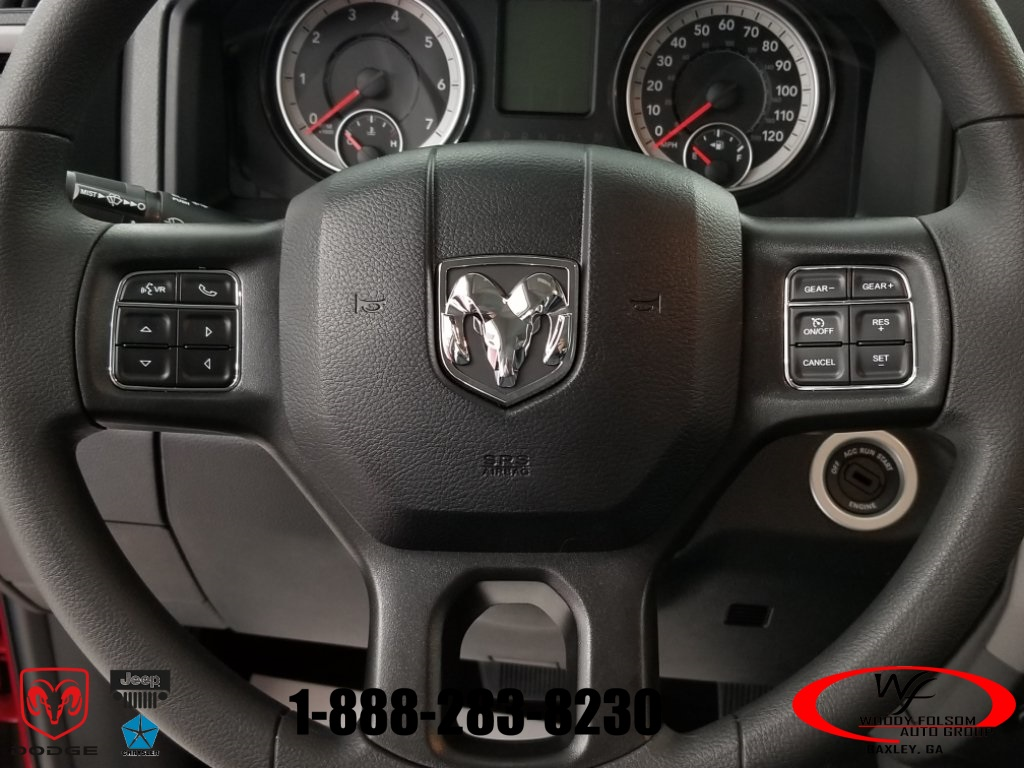 2018 Ram 1500 Crew Cab 4x4,  Pickup #DT031485 - photo 16