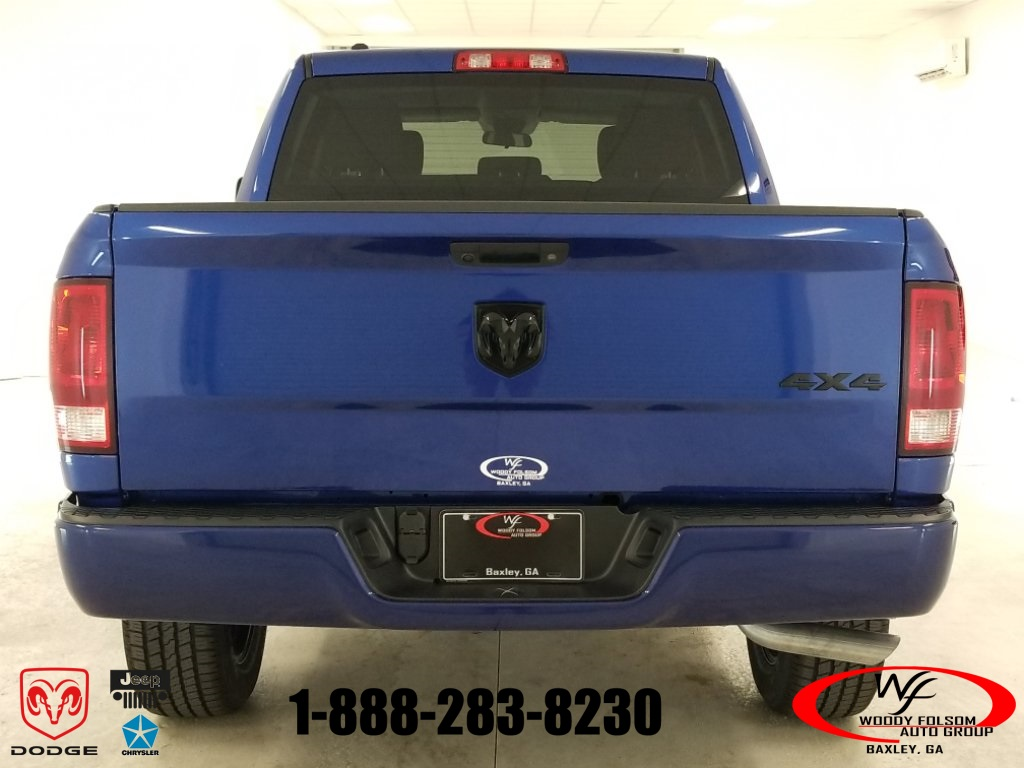 2018 Ram 1500 Crew Cab 4x4,  Pickup #DT031488 - photo 6