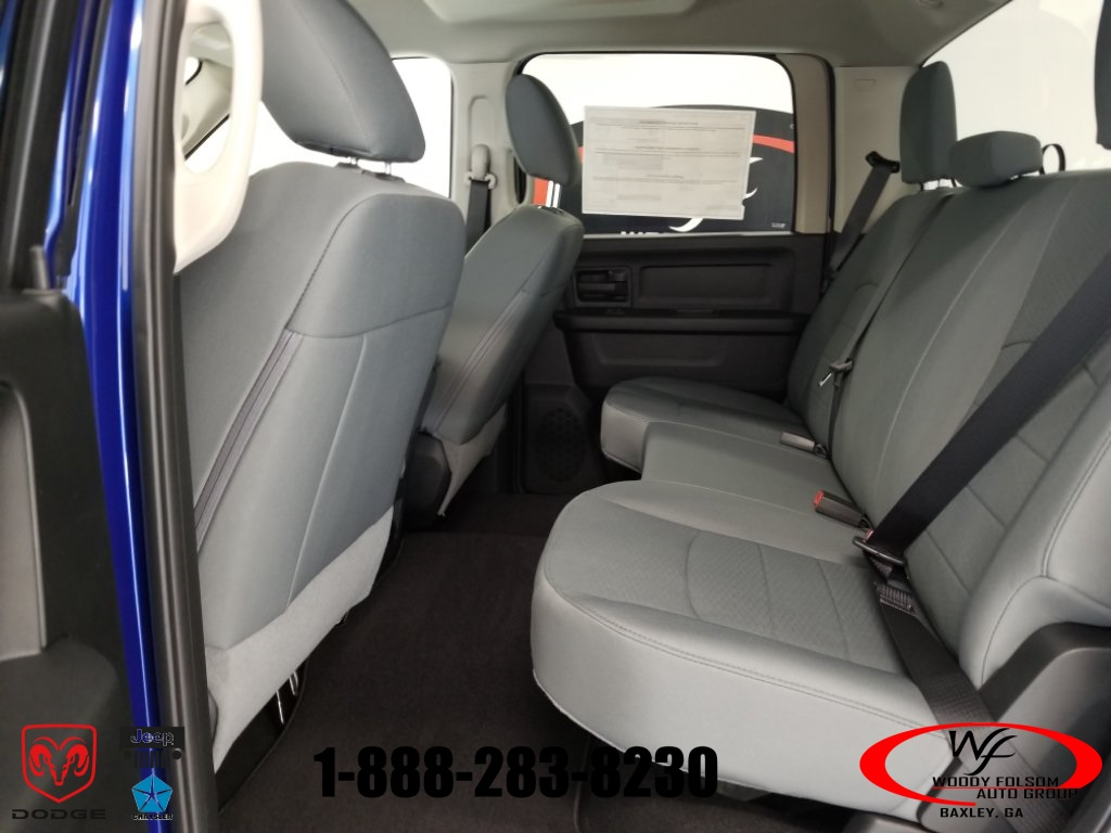 2018 Ram 1500 Crew Cab 4x4,  Pickup #DT031488 - photo 12