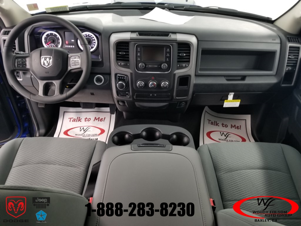 2018 Ram 1500 Crew Cab 4x4,  Pickup #DT031488 - photo 13