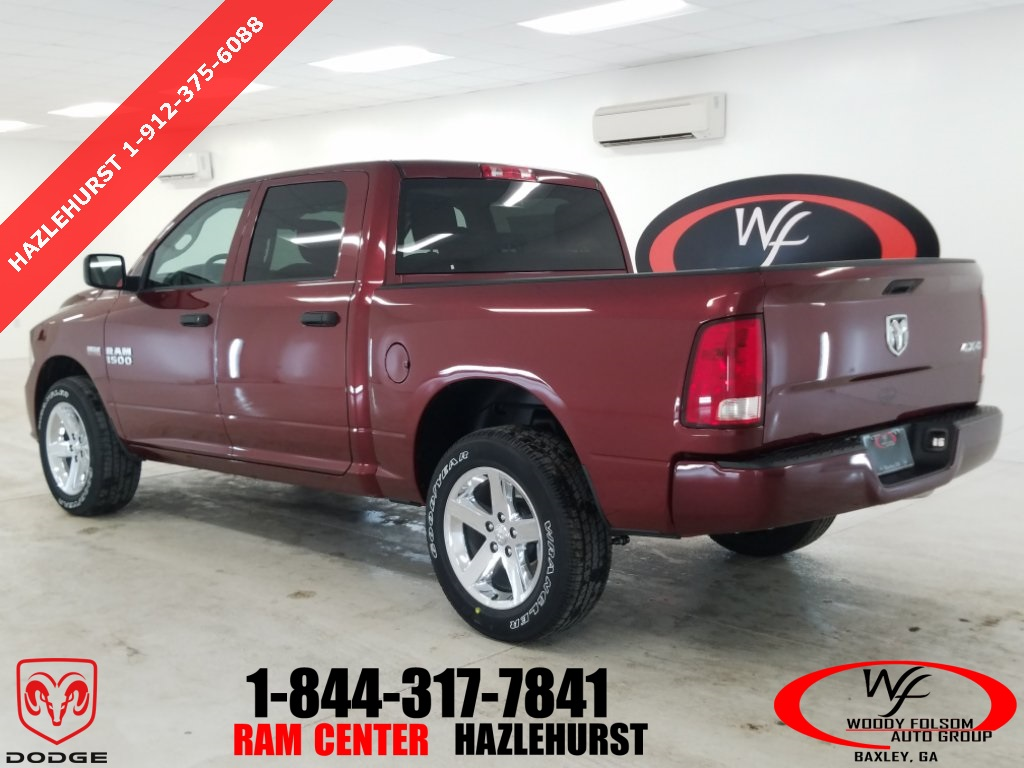 2018 Ram 1500 Crew Cab 4x4,  Pickup #DT032683 - photo 2