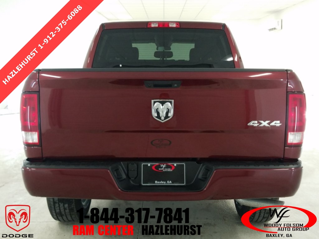 2018 Ram 1500 Crew Cab 4x4,  Pickup #DT032683 - photo 6