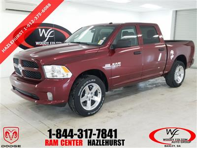 2018 Ram 1500 Crew Cab 4x4,  Pickup #DT032683 - photo 1