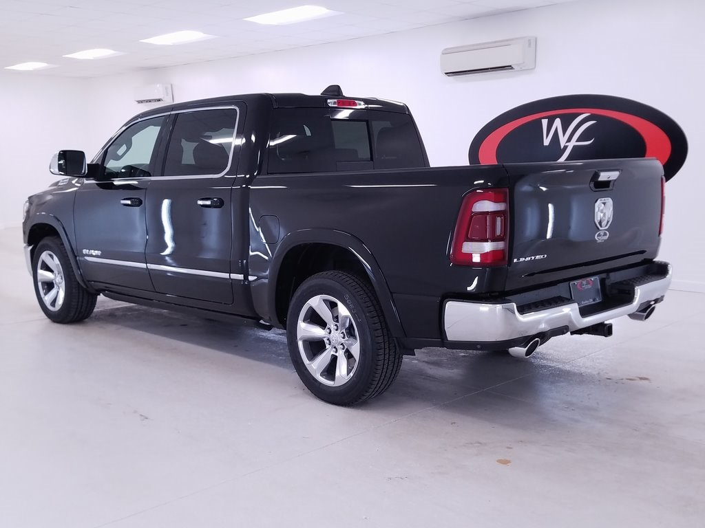 2019 Ram 1500 Crew Cab 4x2,  Pickup #DT040983 - photo 2