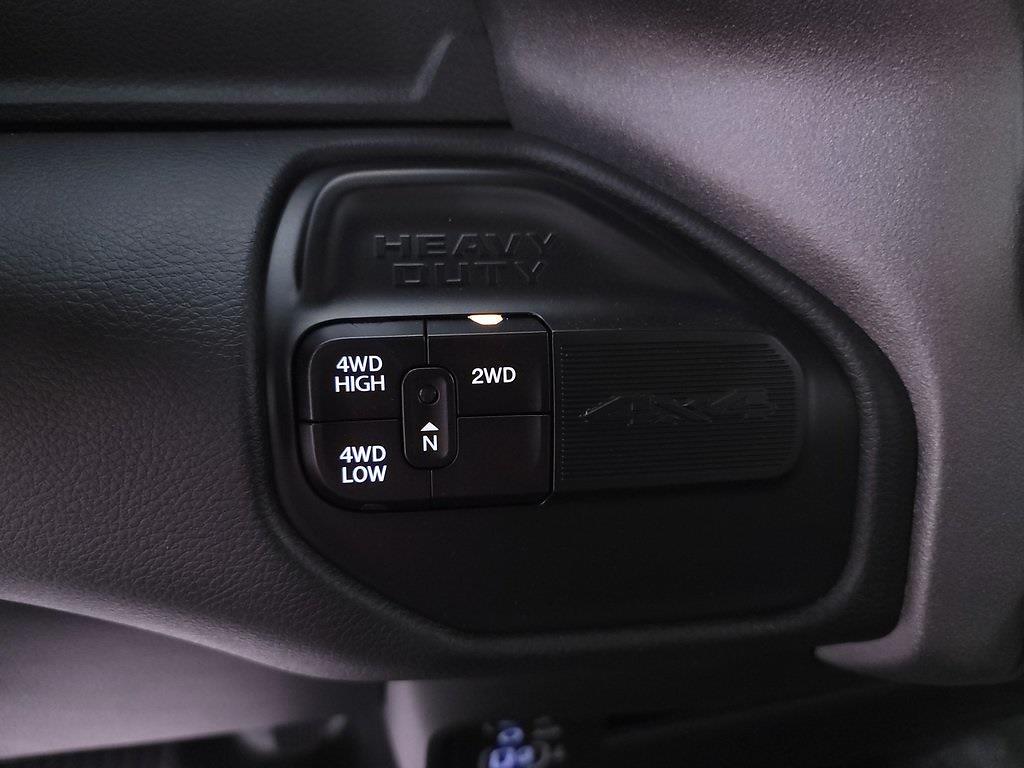 2021 Ram 3500 Regular Cab DRW 4x4,  Cab Chassis #DT041215 - photo 14