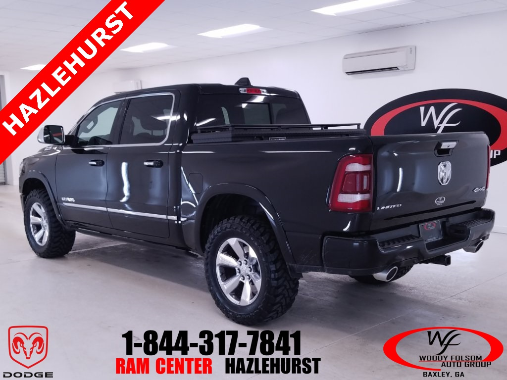 2019 Ram 1500 Crew Cab 4x4,  Pickup #DT050181 - photo 2