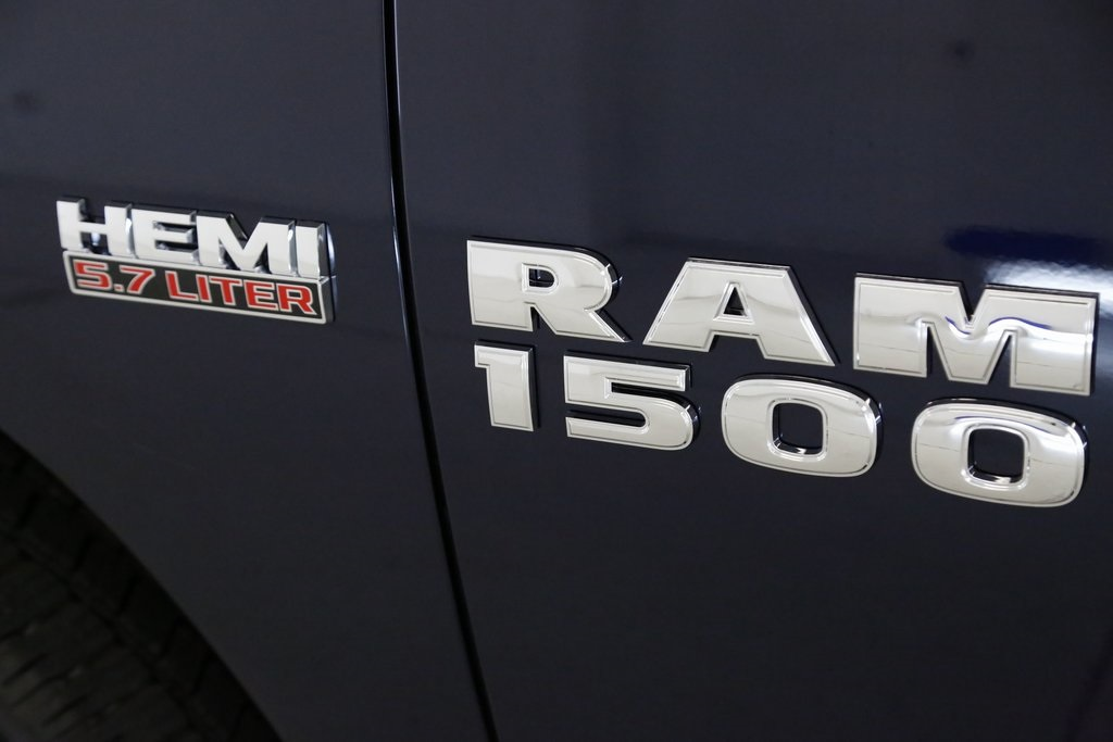 2017 Ram 1500 Crew Cab 4x4,  Pickup #DT050970 - photo 5