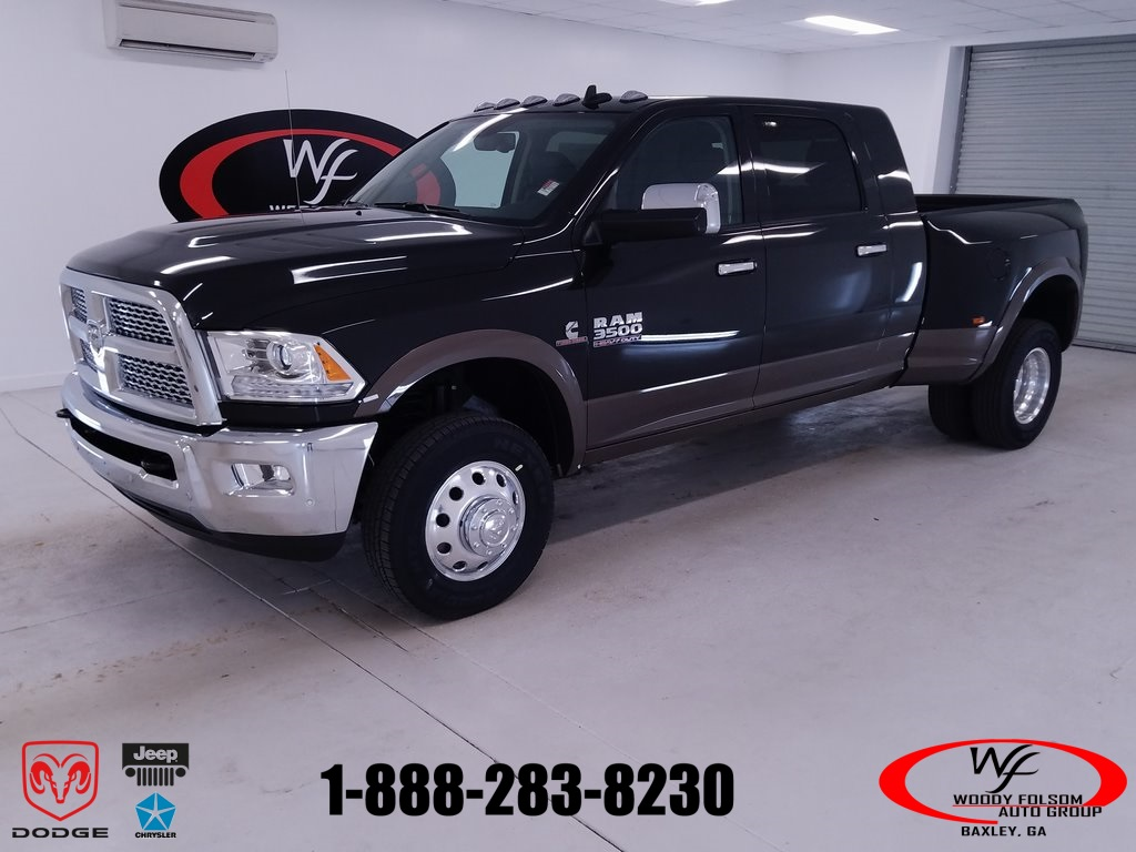 2018 Ram 3500 Mega Cab DRW 4x4,  Pickup #DT061483 - photo 1