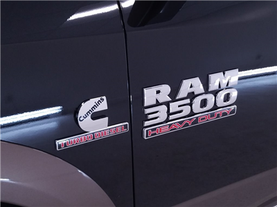 2018 Ram 3500 Mega Cab DRW 4x4,  Pickup #DT061483 - photo 4