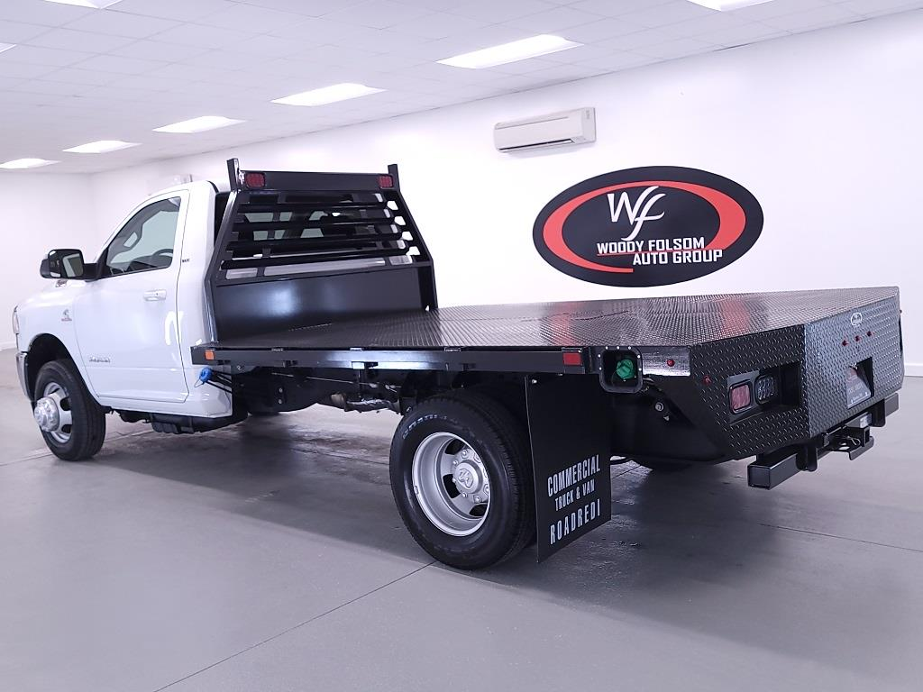 2020 Ram 3500 Regular Cab DRW 4x2, Commercial Truck & Van Equipment Platform Body #DT061700 - photo 1