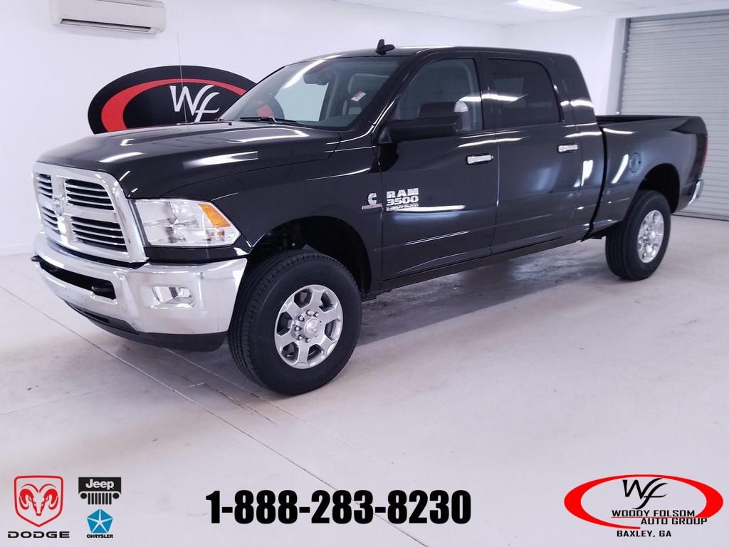 2018 Ram 3500 Mega Cab 4x4,  Pickup #DT070387 - photo 1
