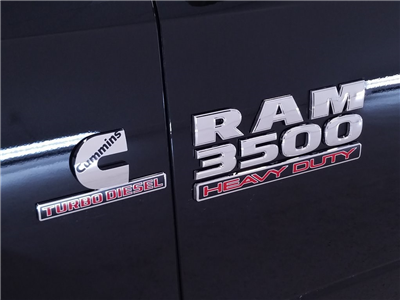 2018 Ram 3500 Mega Cab 4x4,  Pickup #DT070387 - photo 4