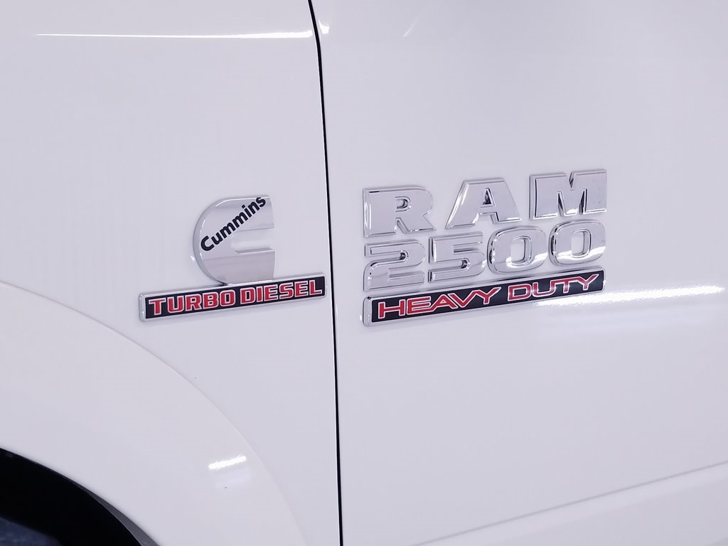 2018 Ram 2500 Mega Cab 4x4,  Pickup #DT071880 - photo 4