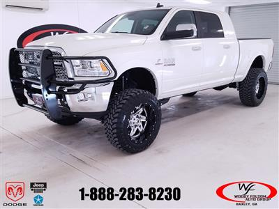 2018 Ram 2500 Mega Cab 4x4,  Pickup #DT071880 - photo 1