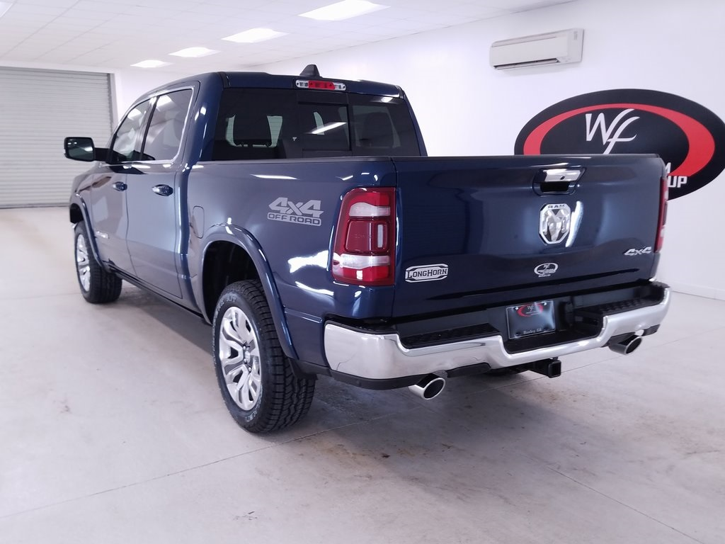 2019 Ram 1500 Crew Cab 4x4,  Pickup #DT080685 - photo 2