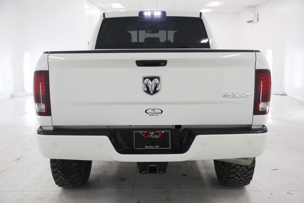 2018 Ram 2500 Crew Cab 4x4, Pickup #DT082175 - photo 8