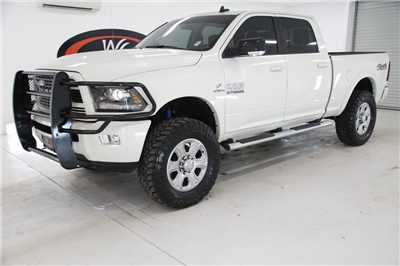 2018 Ram 2500 Crew Cab 4x4, Pickup #DT082175 - photo 1