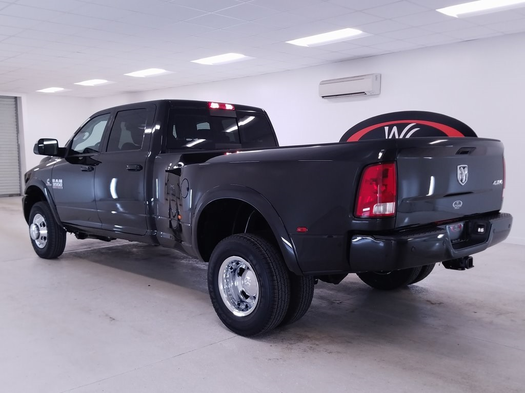 2018 Ram 3500 Crew Cab DRW 4x4,  Pickup #DT083185 - photo 2