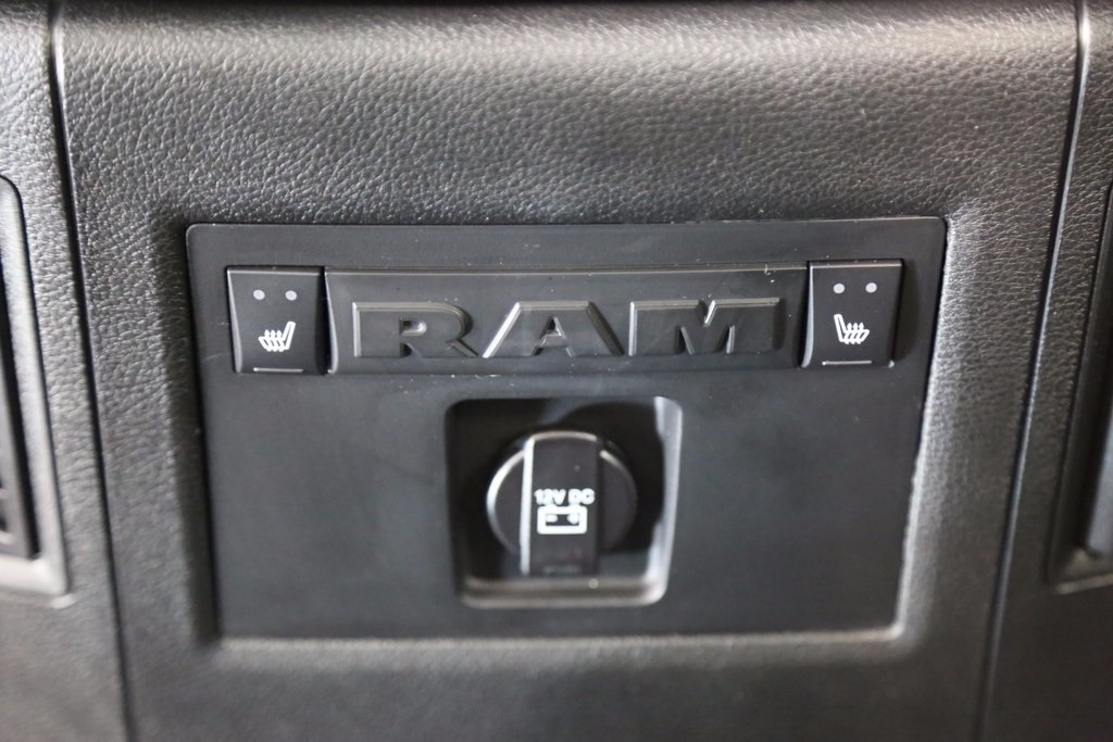 2018 Ram 2500 Crew Cab 4x4 Pickup #DT090173 - photo 16