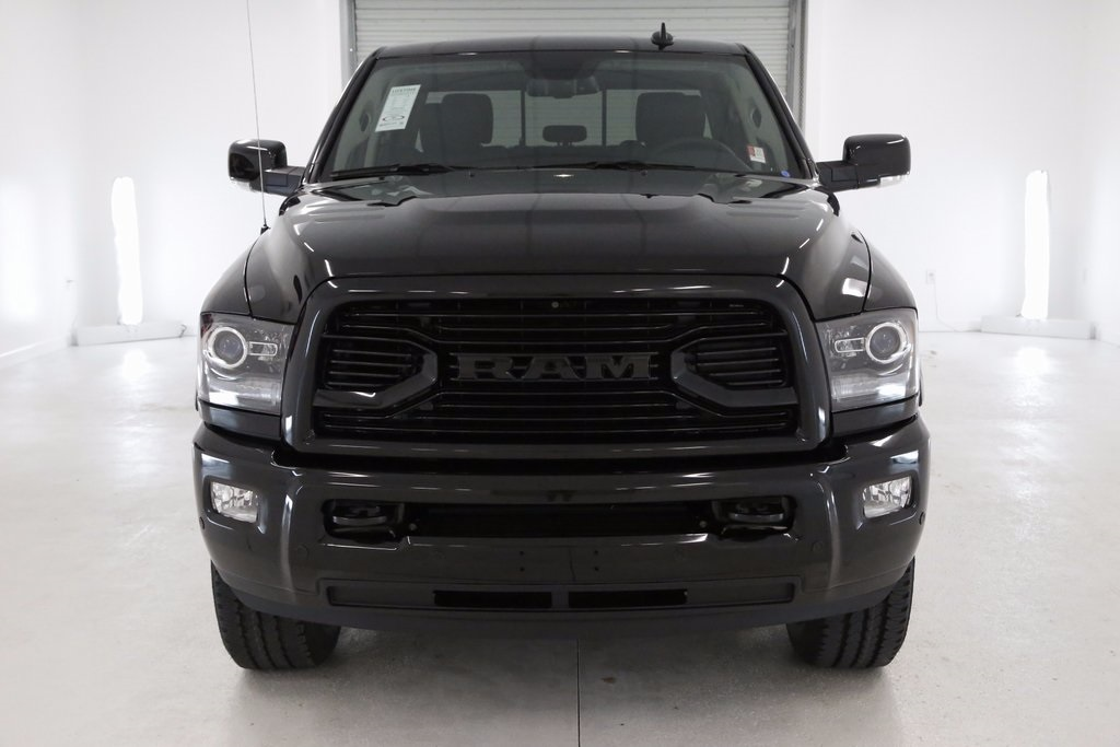 2018 Ram 2500 Crew Cab 4x4 Pickup #DT090173 - photo 3