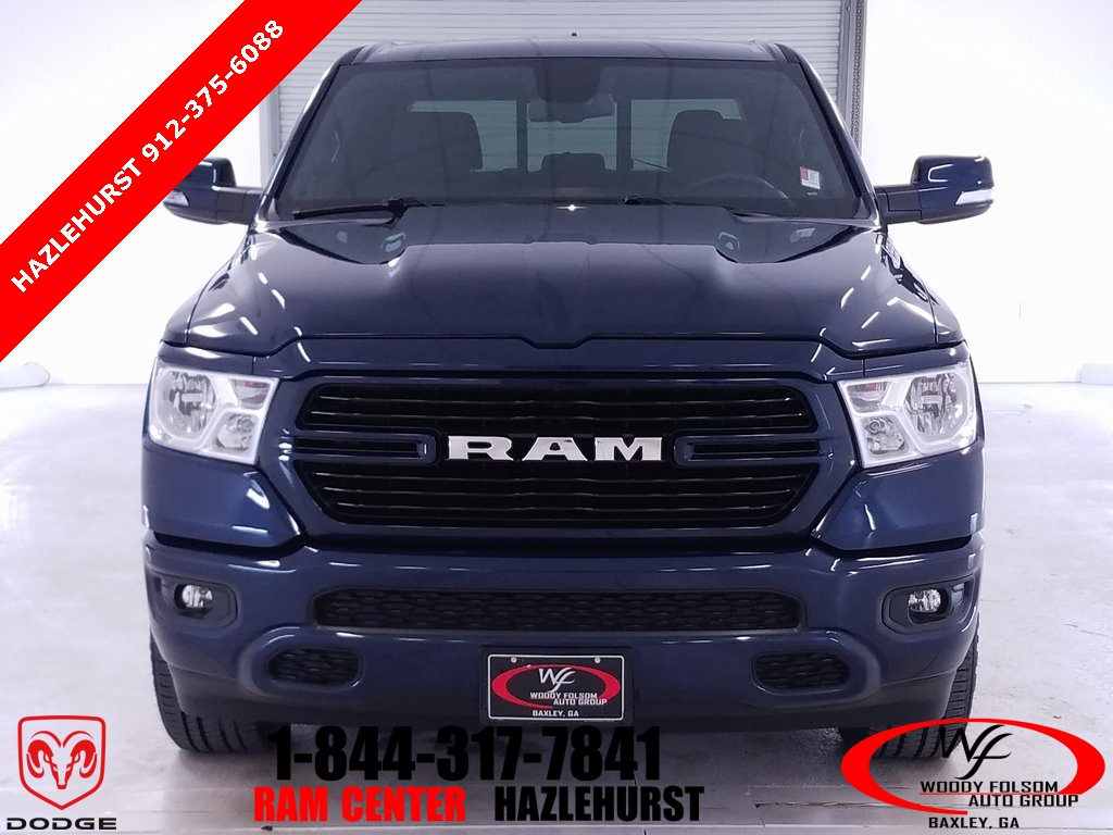 2019 Ram 1500 Crew Cab 4x4,  Pickup #DT090480 - photo 3