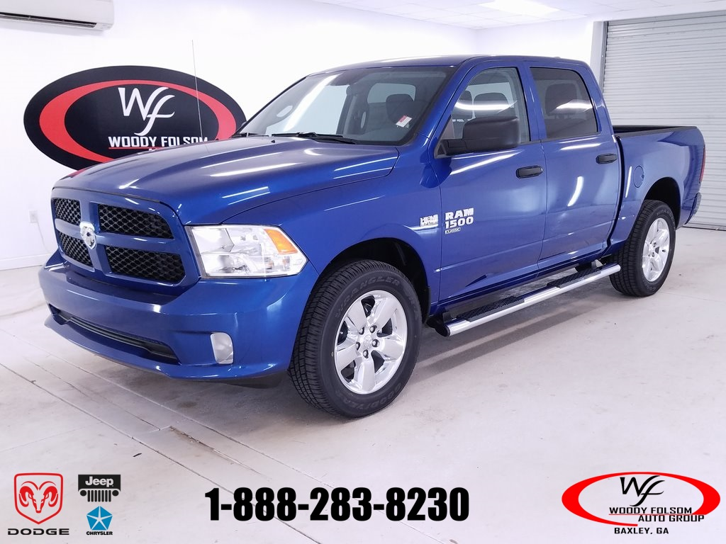2019 Ram 1500 Crew Cab 4x4,  Pickup #DT090482 - photo 1