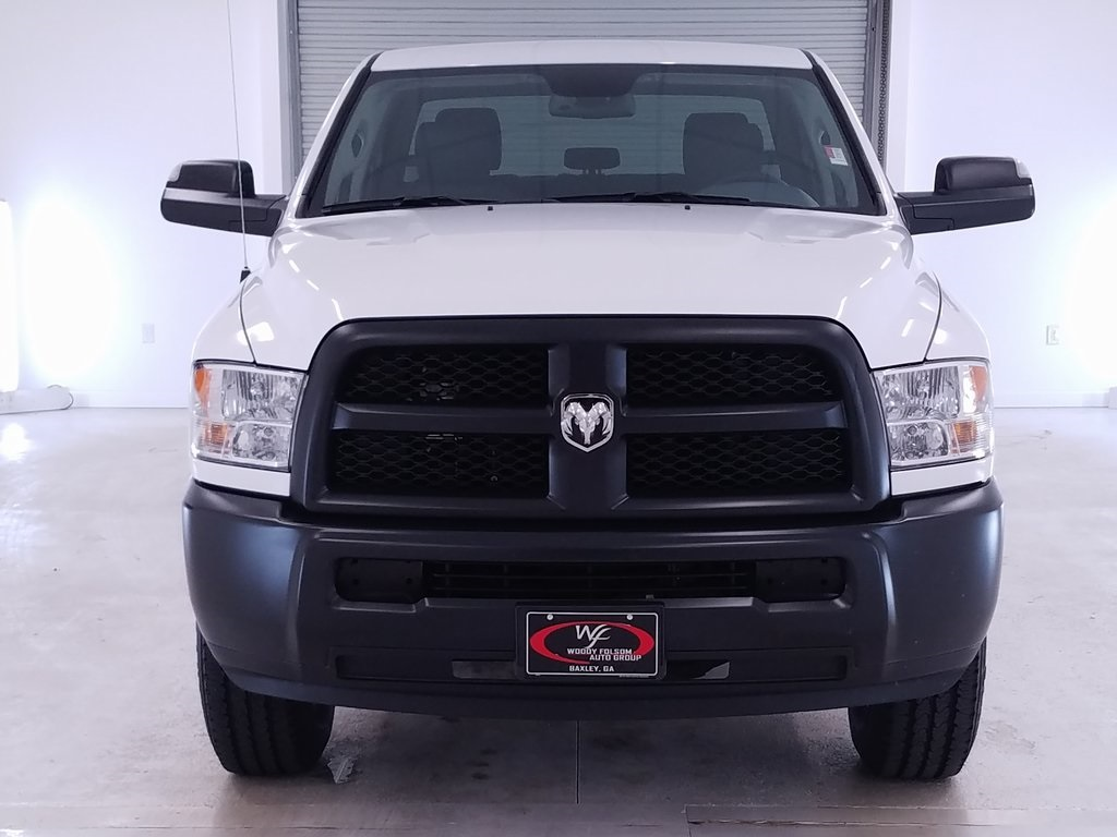 2018 Ram 2500 Crew Cab 4x4,  Warner Service Body #DT091181 - photo 3