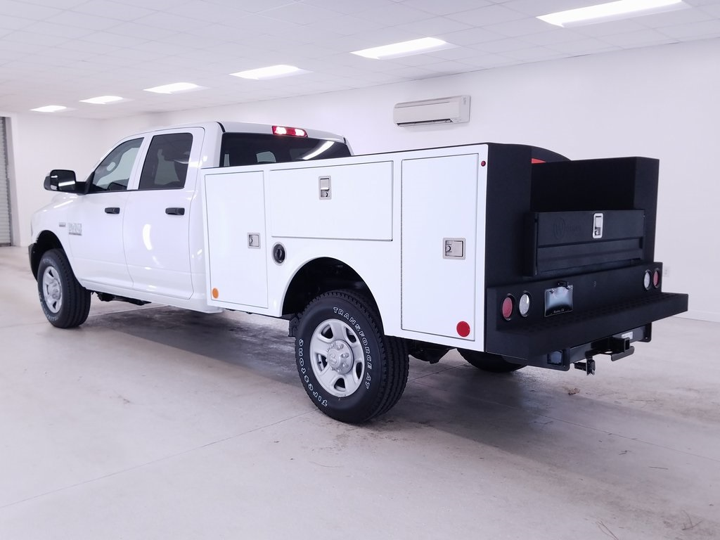2018 Ram 2500 Crew Cab 4x4,  Warner Service Body #DT091181 - photo 2