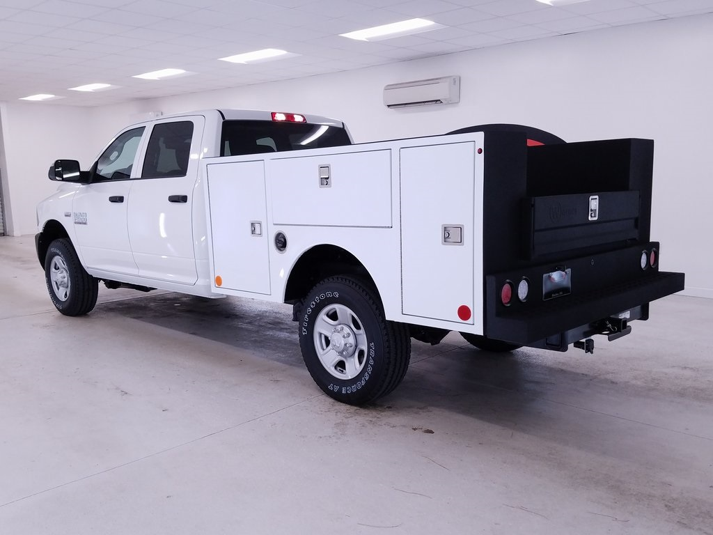 2018 Ram 2500 Crew Cab 4x4,  Warner Service Body #DT091182 - photo 2